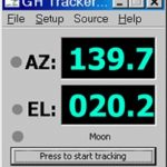 GH Tracker Satellite tracking - Green Heron Engineering